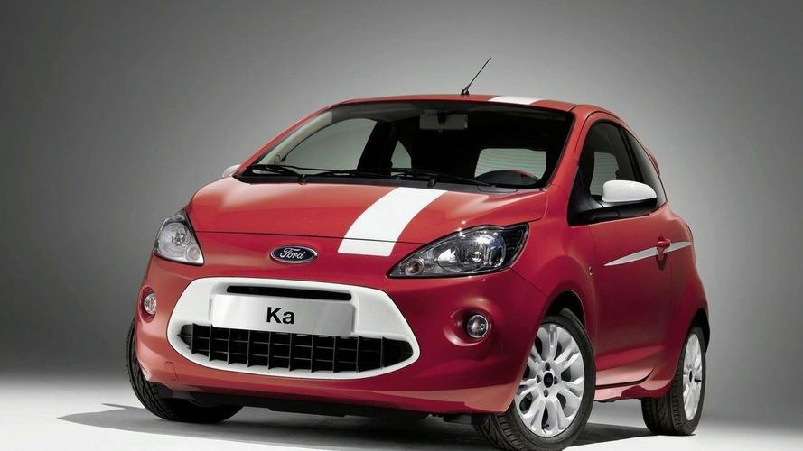 Ford Unveils All-New Custom KA's at Paris
