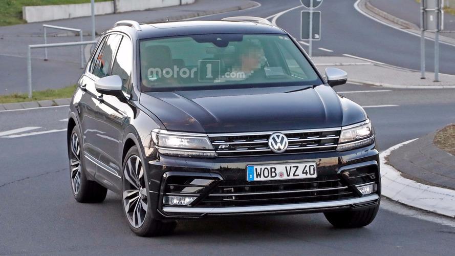 VW Tiguan R yine karşımızda