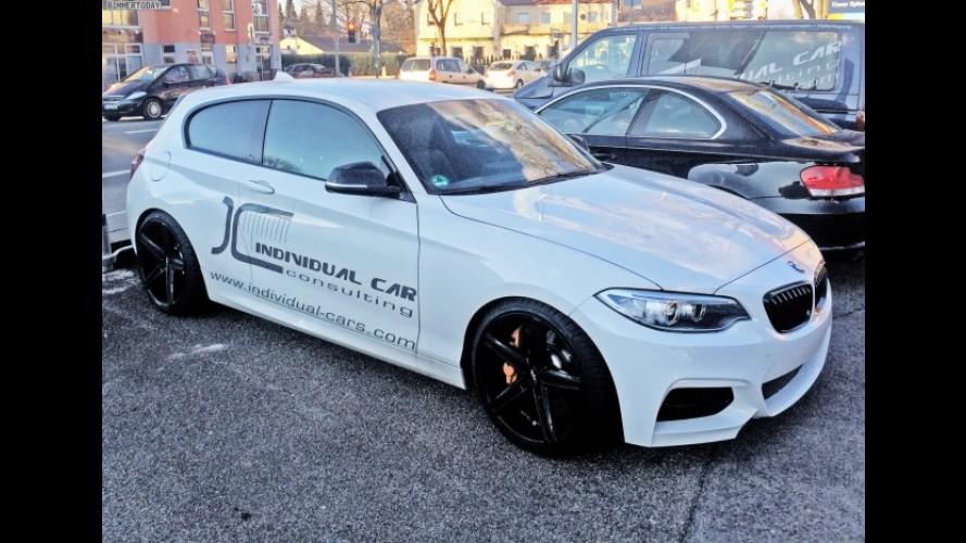 BMW Série 1 com frente de Série 2? Empresa alemã realiza seu desejo!