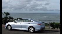 Hyundai Sonata Híbrido atravessa os Estados Unidos com menos de dois tanques
