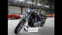 Harley-Davidson do Papa Francisco é leiloada por R$ 785 mil