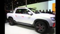 Salão SP: Renault Duster picape parece Amarok compacta