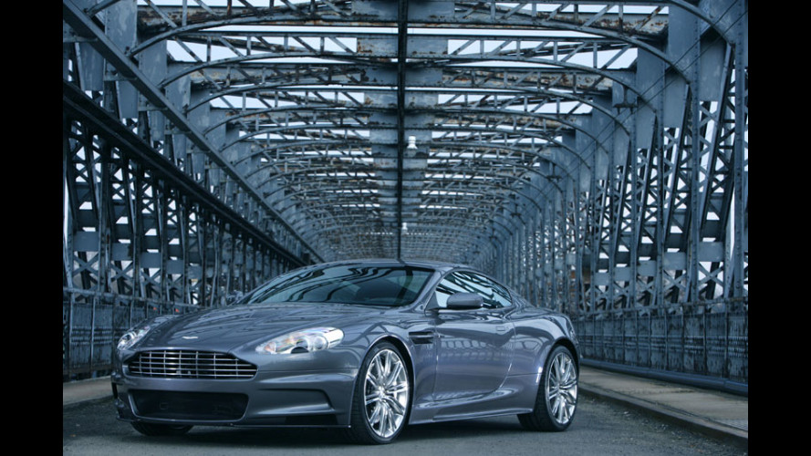Aston Martin DBS: la nuova Bond's Car!