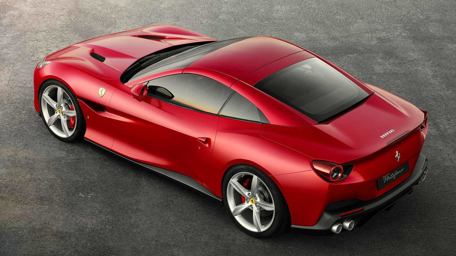 Ferrari has officially unveiled the supercar in Portofino