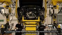 Lamborghini Urus teaser