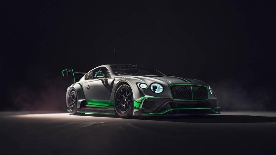 La Bentley Continental GT enfile sa combinaison GT3