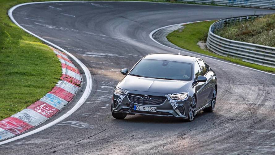 Opel Insignia GSi 12 Seconds Quicker Around Nürburgring Than OPC