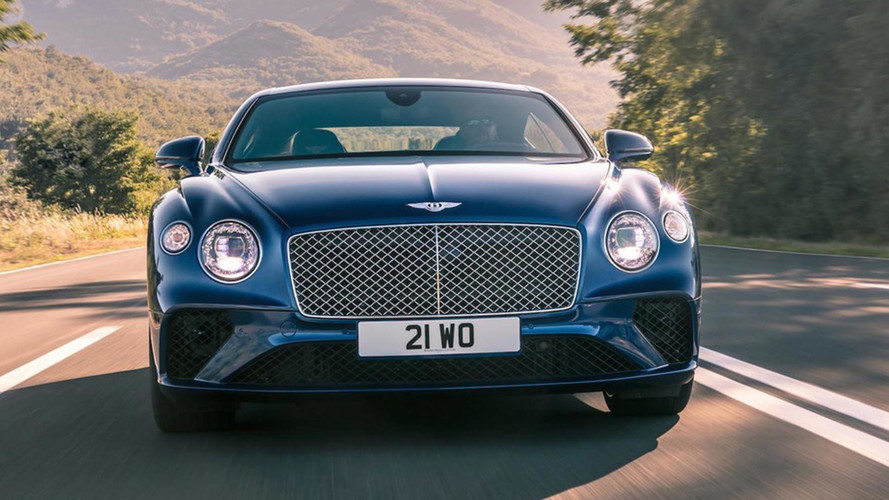2018 Bentley Continental GT Zoom