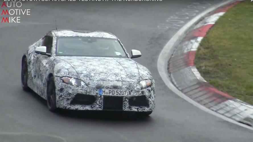 Gecelik video: Yeni Supra prototipleri Nürburgring'de