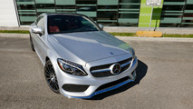 Review: 2017 Mercedes-Benz C-Class Coupe