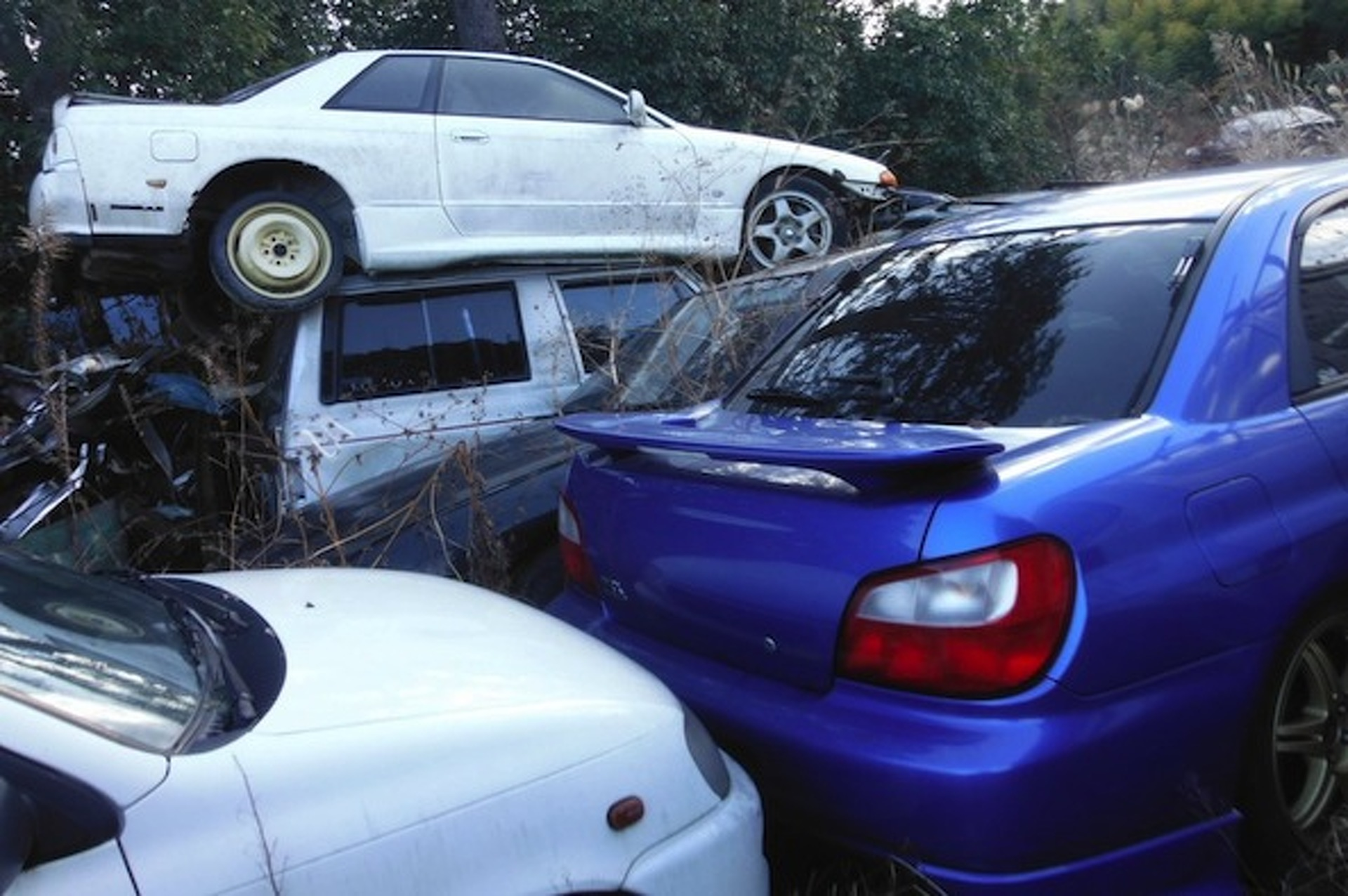 This Japanese Sportscar Graveyard is the Saddest Thing You Will See All Week