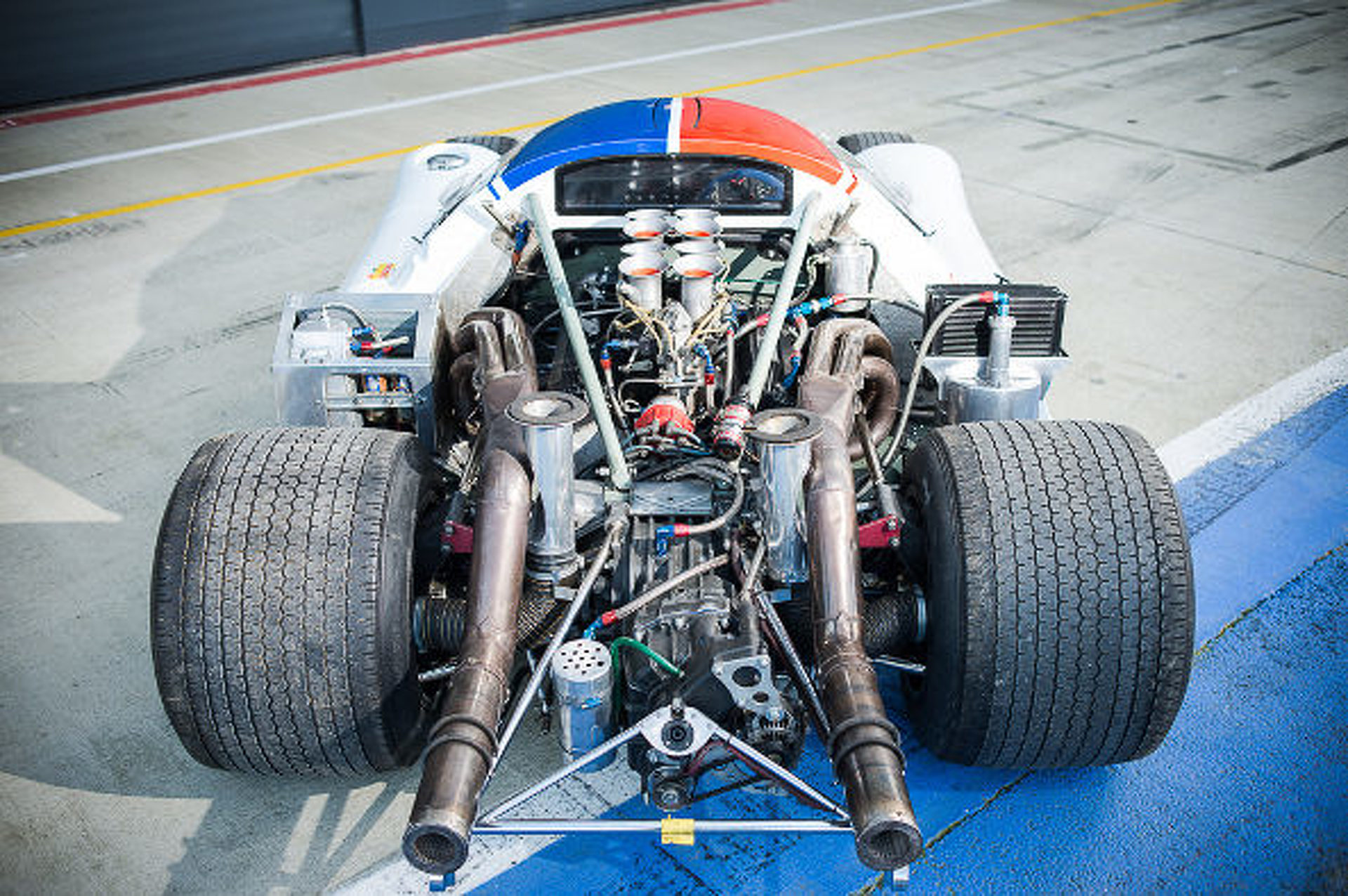 For Sale: 1969 Lola T70 MKIII B From Steve McQueen's Le Mans