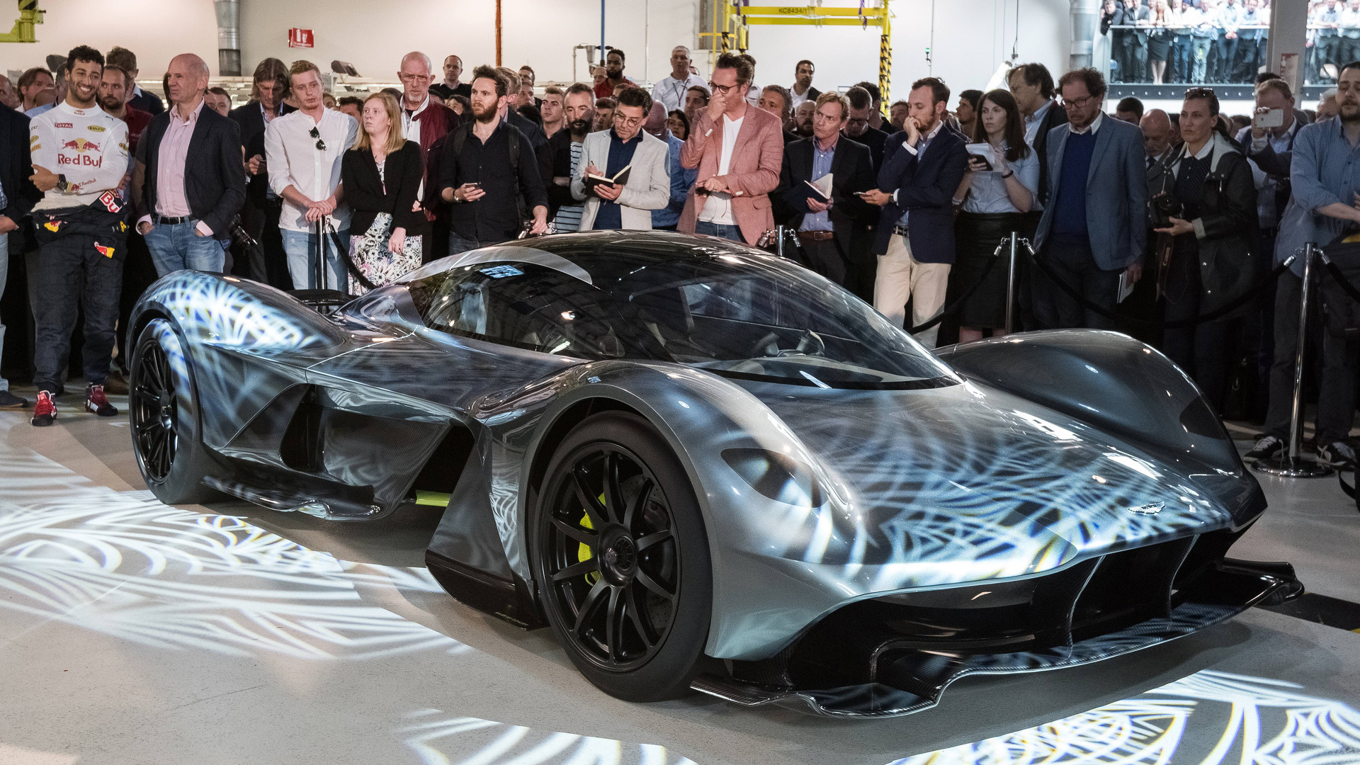 Aston Martin Hypercar Top Speed Mph More Details Revealed