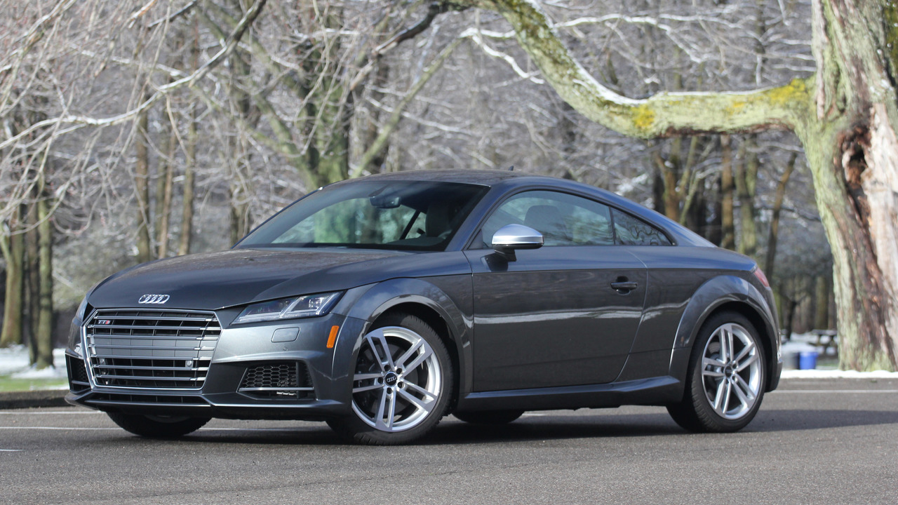 Review Audi TTS - Audit car