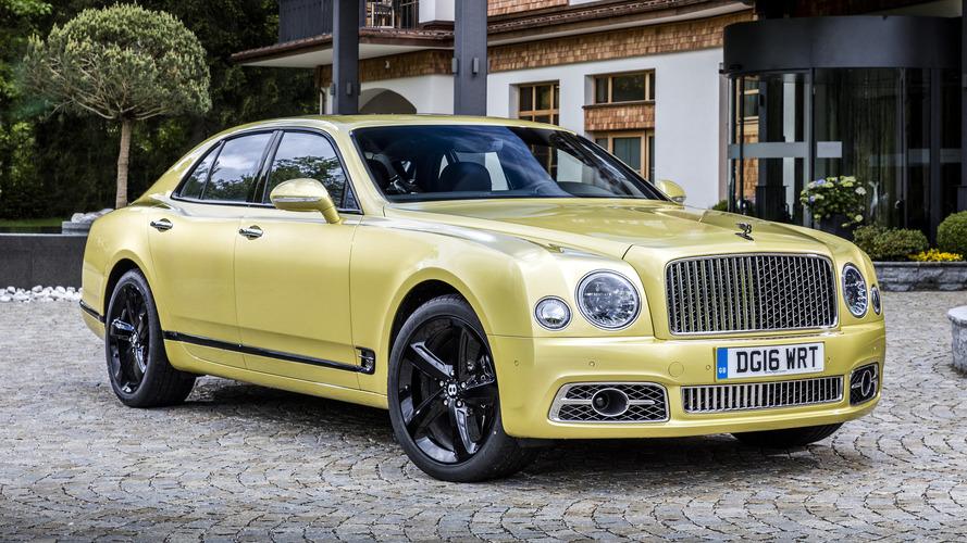 Bentley Mulls Range Topping Sedan Based On Mulsanne