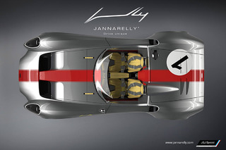 Designer of $3.4 Million Lykan Supercar to Build $55,000 Retro Sports Car