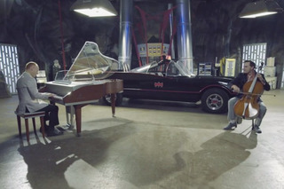 Musical Evolution of the Batmobile Will Make Your Day [Video]