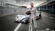 Chris Hoy, Greaves Motorsport