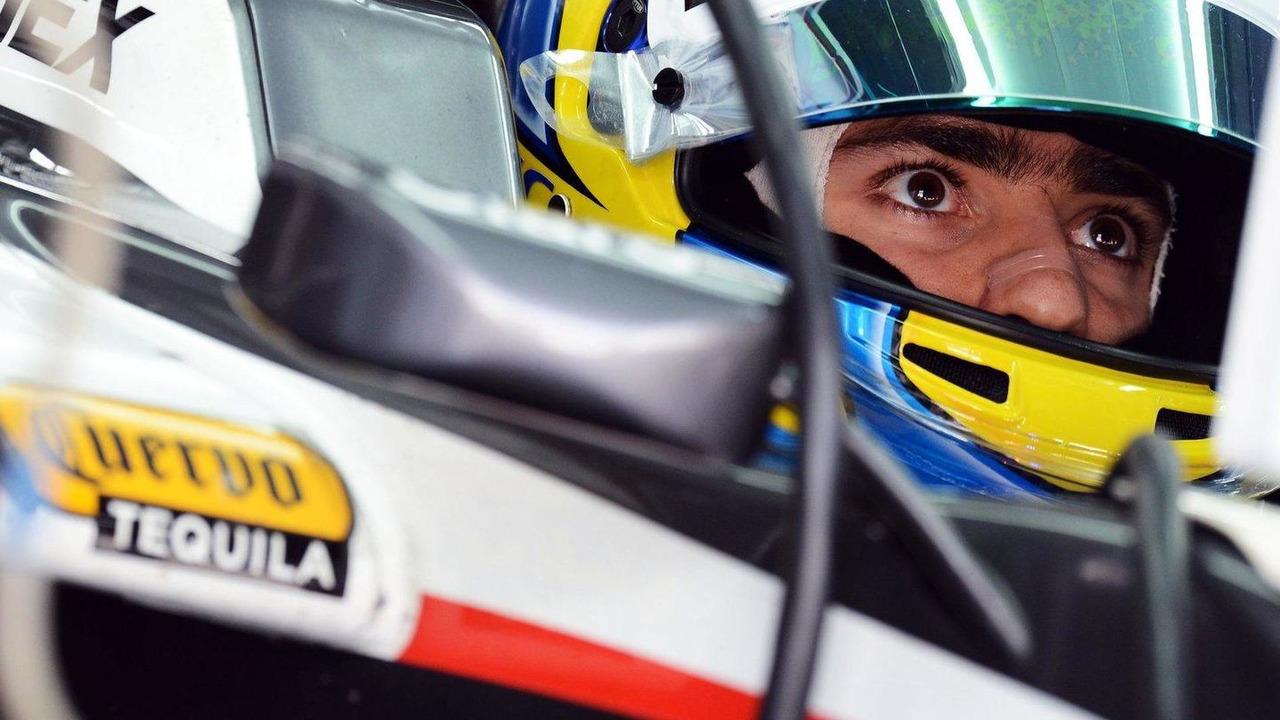 Esteban Gutierrez 04.10.2013 Korean Grand Prix