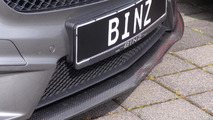 Mercedes-Benz A-Class by Inden Design and Binz 11.07.2013
