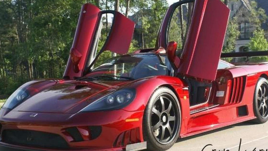 Saleen S7 Twin Turbo with 1000+ HP up for sale