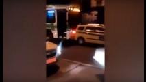 Vídeo: motorista de ônibus furioso