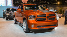 2017 Ram 1500 copper sport: Chicago 2017