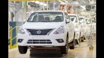 Nissan prepara lançamento e cria site para divulgar Versa nacional