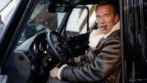 Mercedes-Benz Classe G elétrico do Arnold Schwarzenegger