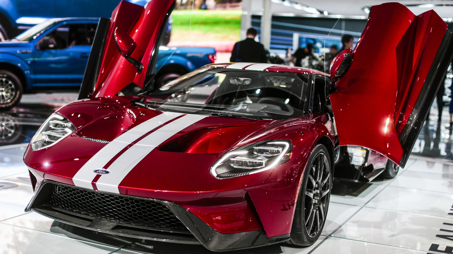 Ford GT Owes Existence To Cancelled 'Project Silver' Mustang