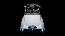Bosch future car cabin concept