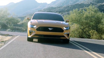 2018 Ford Mustang Leaked Photos