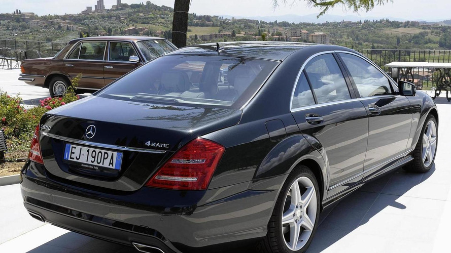 Mercedes S-Class Grand Edition unveiled