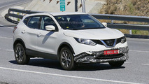 Mysterious Nissan Qashqai prototype