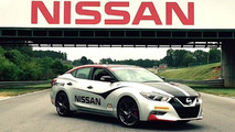 Nissan Maxima Safety Car