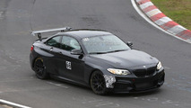 2016 BMW M235i Cup spy photo