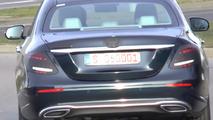 2016 Mercedes-Benz E-Class spy video