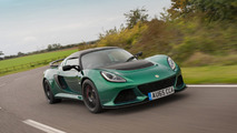 Lotus Exige Sport 350 hits the track [video]