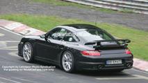 SPY PHOTOS: More Porsche 911 GT2 (997)