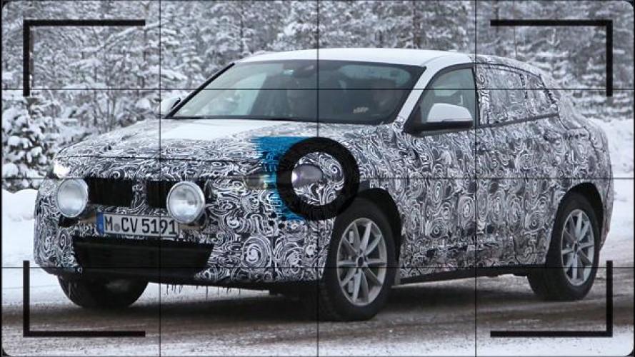 BMW X2, prove di SUV sportivo
