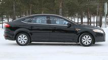 2011 Ford Mondeo facelift spy photos - 21.01.2010