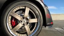 Mercedes GLK350 Hybrid Pikes Peak Rally Car by RENNtech [video]