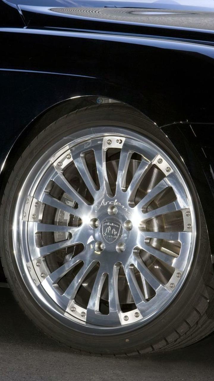 Arden Bentley Continental GTC