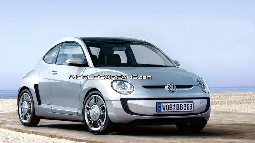 2012 VW New Beetle to get More Interior Room