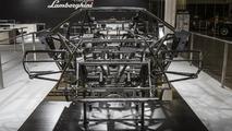 1976 Lamborghini Countach chassis