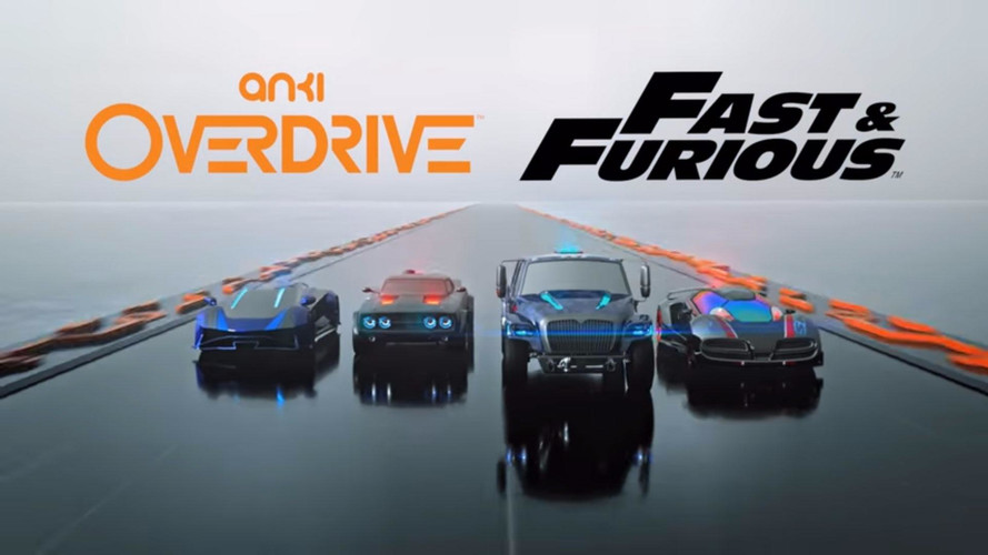 Fast and Furious Add-On Racing Set For Anki Overdrive Coming Soon