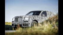 Ein SUV von Rolls-Royce