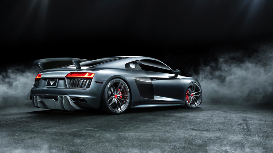 Audi R8 Body Kit By Vorsteiner Keeps Your Supercar Looking