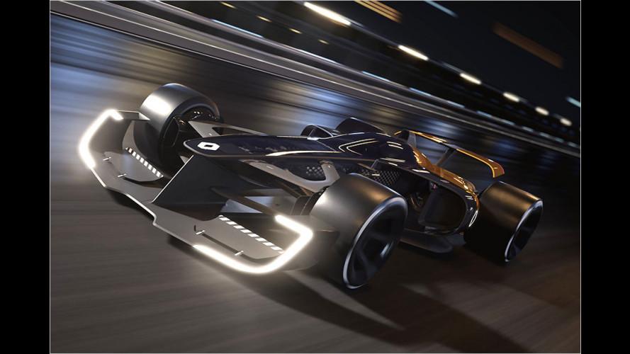 Die Zukunft der Formel 1?