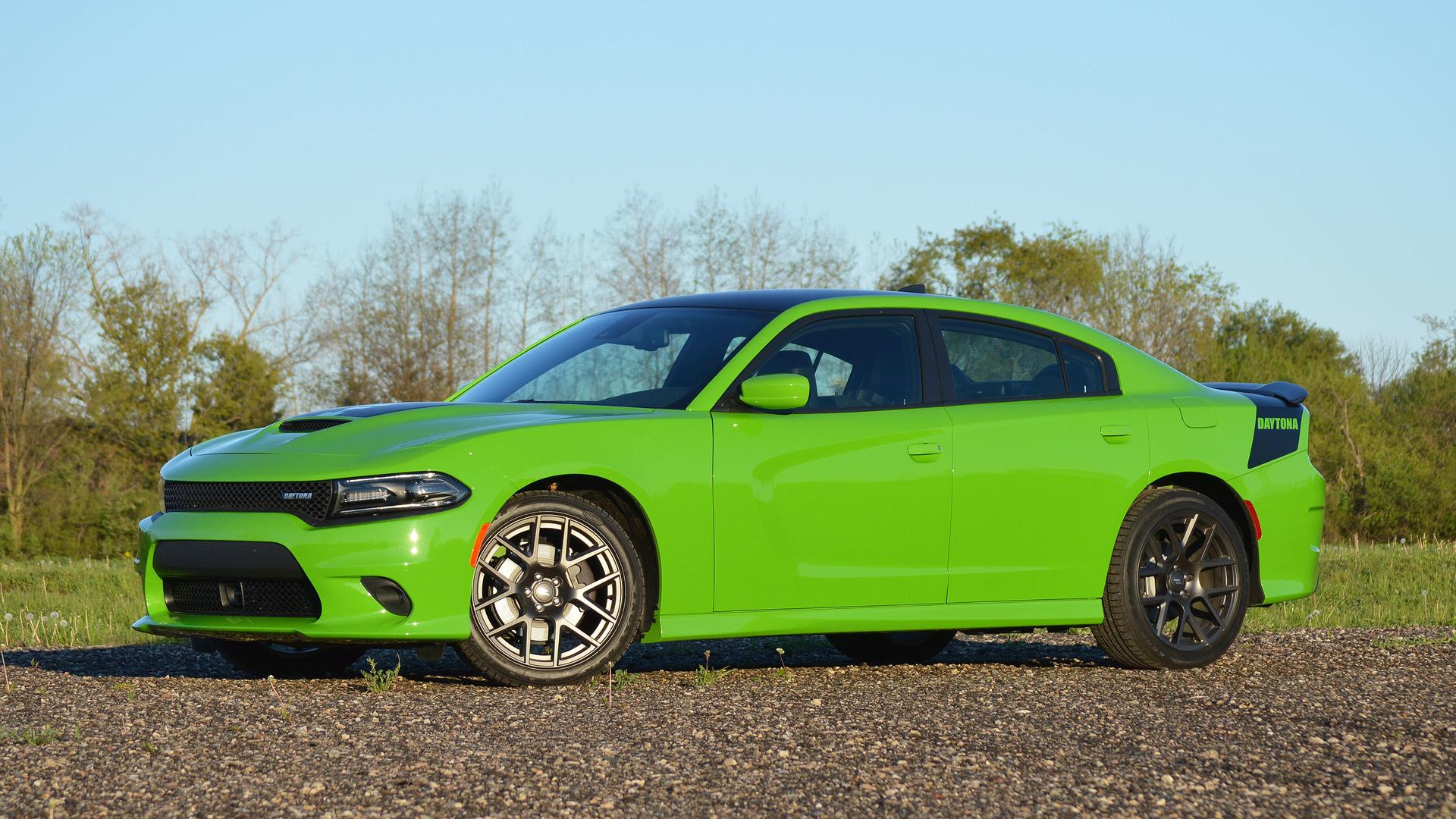 2017 Dodge Charger Daytona Review Family Muscle